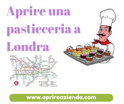aprire una pasticceria a Londra