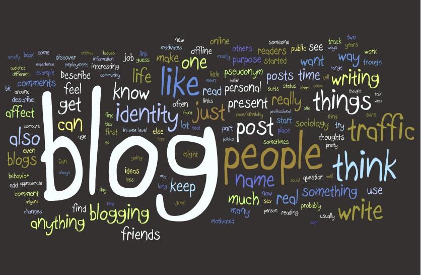 come si apre un blog