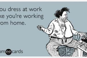 lavorare da casa fa schifo